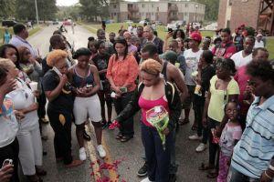 Image: Ferguson shooting