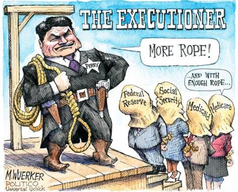 political cartoon from Politico.com